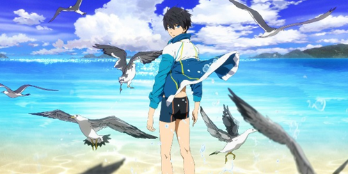 Novo teaser do filme High Speed!: Free! Starting Days!