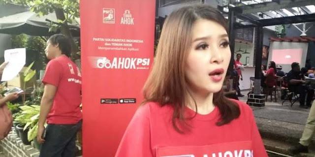 Grace Natalie Ketakutan Film G30S PKI Ditayangkan TVOne