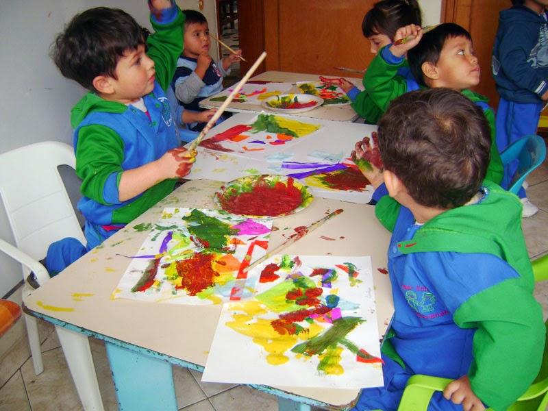 La educaci n inicial y las tic 39 s actividades en el sal n for Actividades para el salon de clases