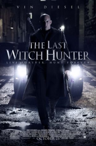The Last Witch Hunter 2015 Full English Movie Download BRRip 720p