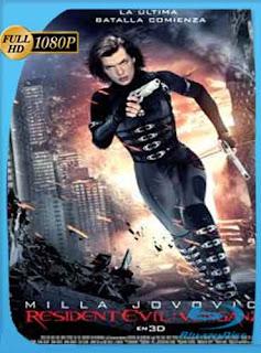 Resident Evil 5  2012 HD [1080p] Latino [Mega] dizonHD