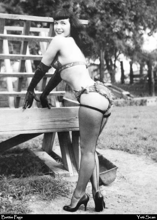 Betty Page Photos: Alternative Fitspiration: Fitspiration: Bettie Page