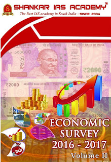 Gist Of Economic Survey
