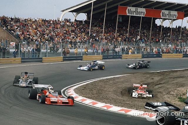 عودة منافسات سباق جائزة هولندا الكبرى إلى سباق فورمولا 1