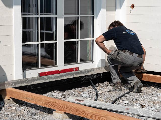 Bauanleitung Holzterrasse selber bauen