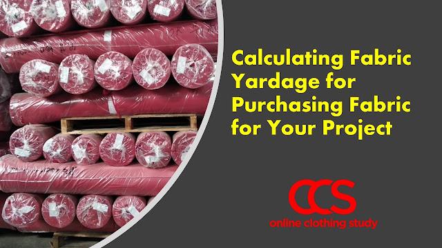 fabric yardage calculation