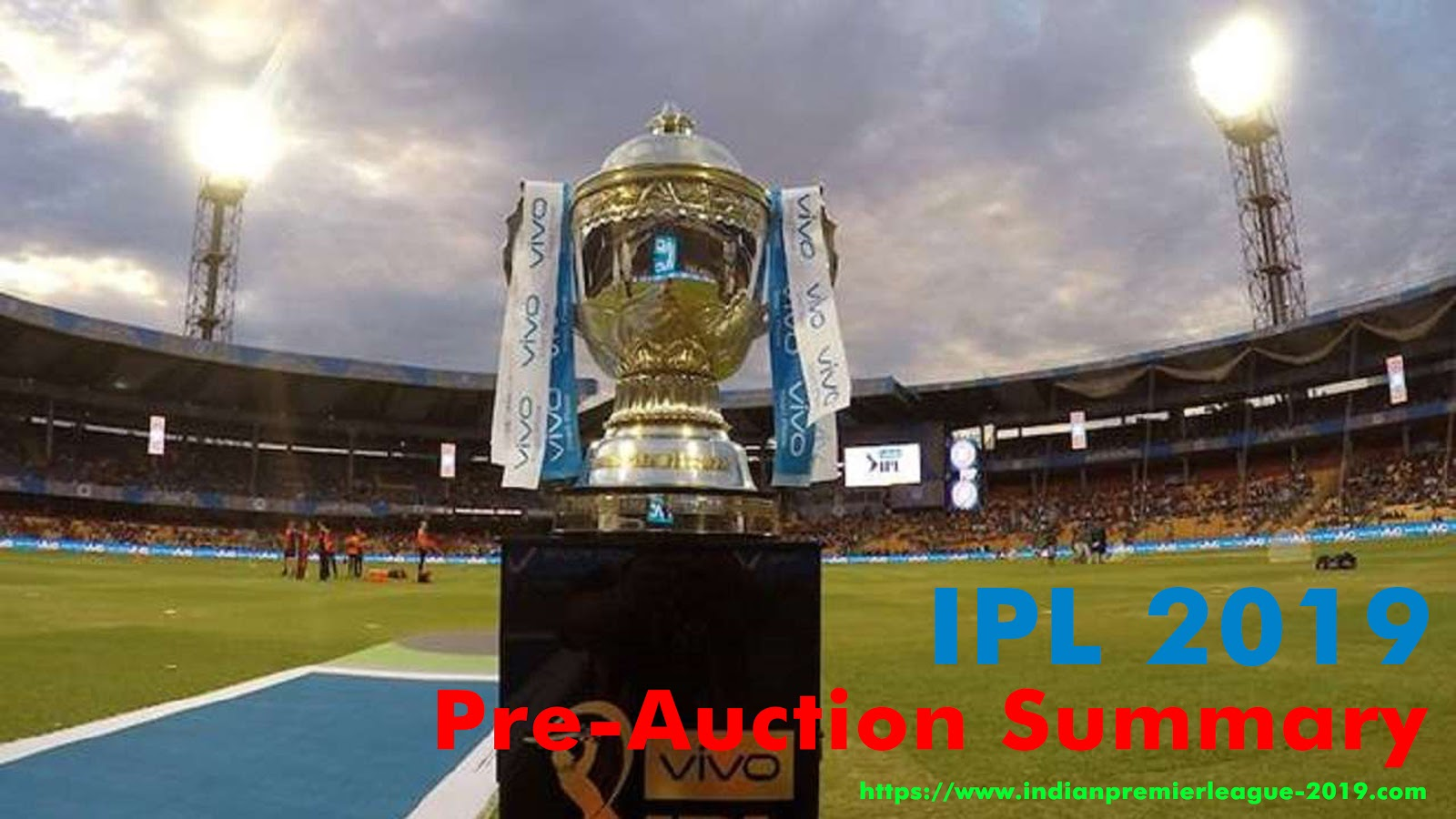 INDIAN PREMIER LEAGUE 2019, IPL Auction 2019, IPL Auctions 2019, IPL Squad list 2019, Latest IPL News 2019