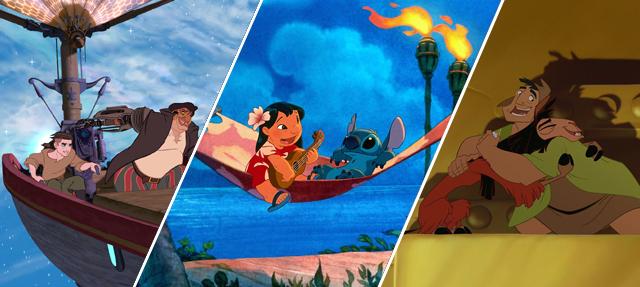 Η Μετα-Αναγεννησιακή Εποχή της Disney (2000-2009)