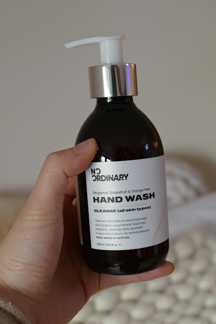 No Ordinary Review, No Ordinary Review etsy, No Ordinary hand wash, No Ordinary skincare organic, organic skincare brands uk