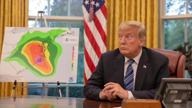 Revelado: Trump propuso vender Puerto Rico tras el huracán María