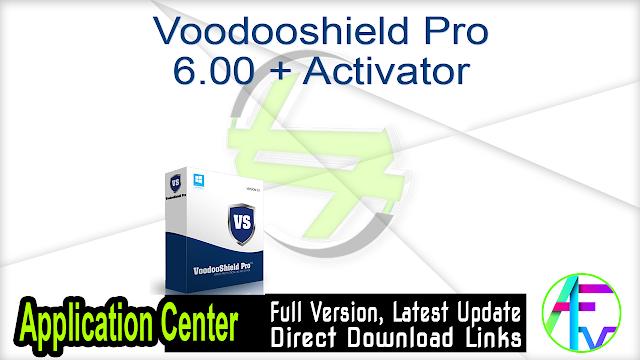 Voodooshield Pro 6.00 + Activator
