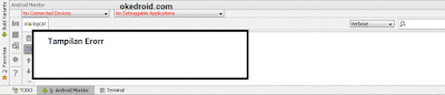 Android Monitor Logcat