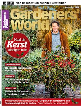 Het tijdschrift Gardenersworld