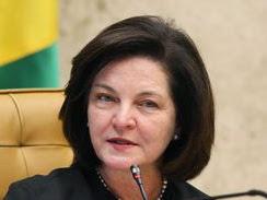 Raquel Dodge participa de última sessão do STF como procuradora-geral