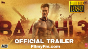 Baaghi 3 Full Movie Download HD 720P 1080P