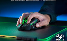 Razer Basilisk Ultimate Hyper-speed Wireless Gaming Mouse With Charging Dock