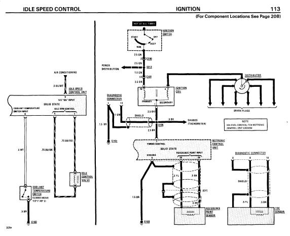 1984 bmw 318i radio wiring diagram picture