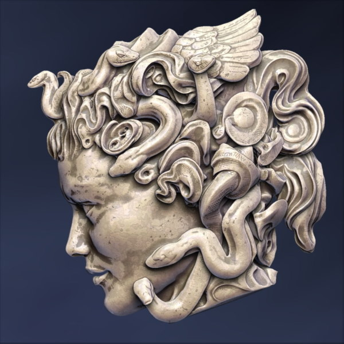 Medusa Head and The Versace Brand