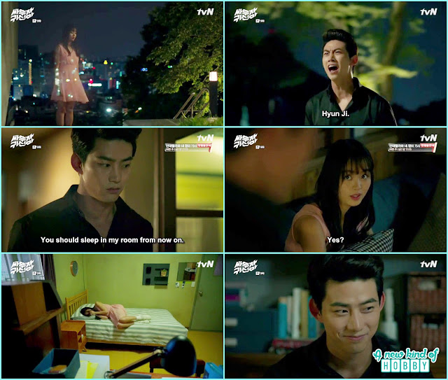 Hyun Ji Disappear and come back - Let's Fight Ghost - Episode 9 Review - Korean Drama 2016