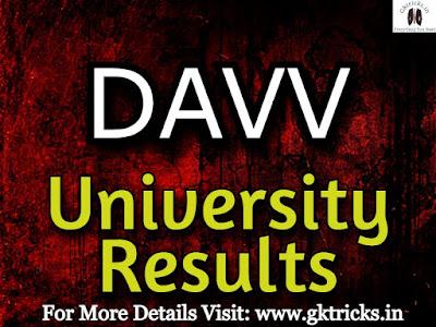 davv results