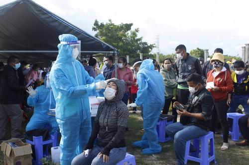 Ngày 11-10, Ninh Thuận ghi nhận 9 ca mắc Covid-19 mới