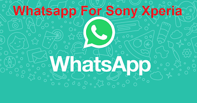 Whatsapp For Sony Xperia Download