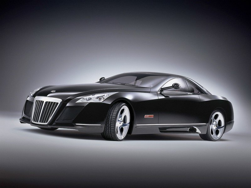 Mercedes-Maybach Exelero: $8 Million