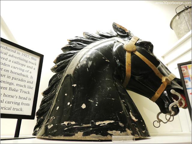 Tienda Insignia de la King Arthur Flour: Caballo Negro