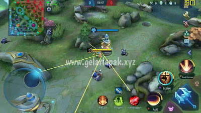 script drone view ml terbaru