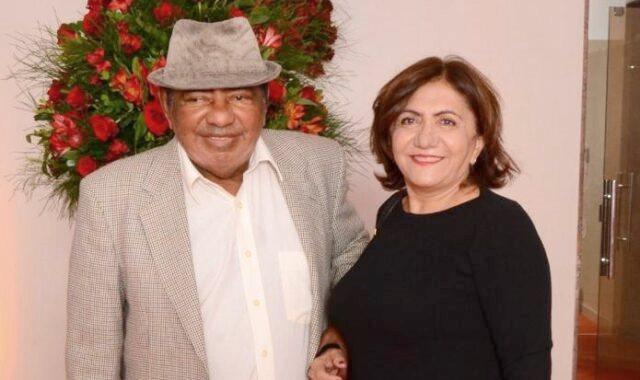 Viúva de Pinto do Acordeon é internada com Covid-19 e com 50% de comprometimento dos pulmões, em João Pessoa