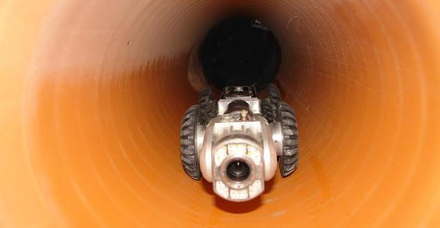 inspeccion tuberias camaras tv torrejon ardoz