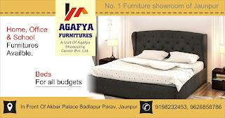 *Agafya Furnitures | Exclusive Indian Furniture Show Room | Mo. 9198232453, 9628858786 | अकबर पैलेस के सामने, बदलापुर पड़ाव, जौनपुर — 222002*