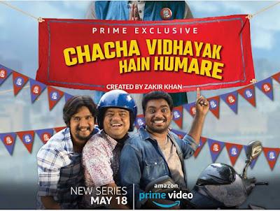 Chacha Vidhayak Hain Humare (2018) web-series all episodes Download in 480p hindi