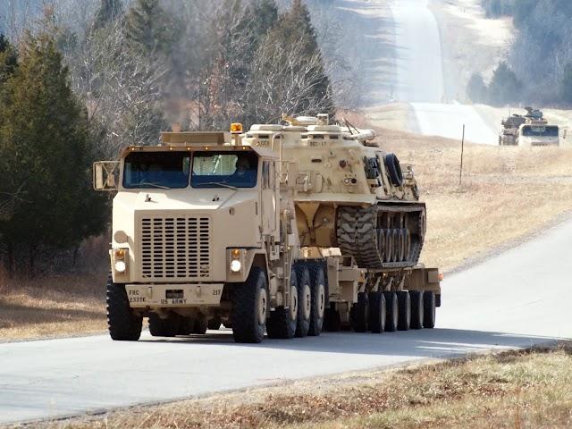 Οχήματα γενικής χρήσης από τις ΗΠΑ για τον Στρατό Ξηράς… δωρεάν