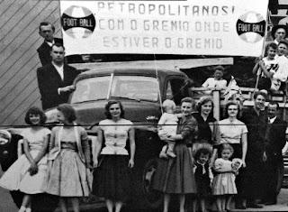 Petropolitanos - Com o Grêmio Onde Estiver o Grêmio