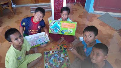 Permainan Islamologi Kid Land