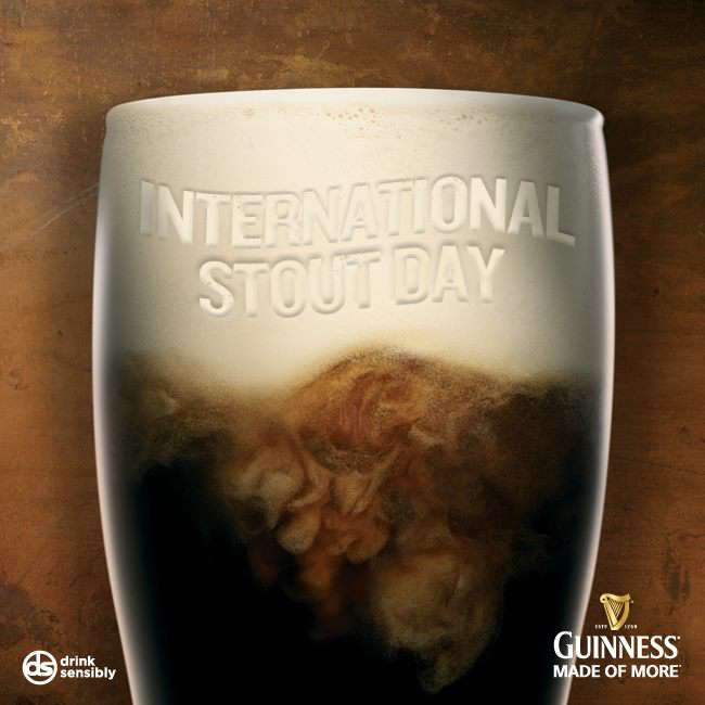 International Stout Day Wishes Images
