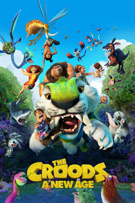 The Croods A New Age (2020) [English 5.1ch] 720p | 480p HDRip ESub x264 750Mb | 300Mb