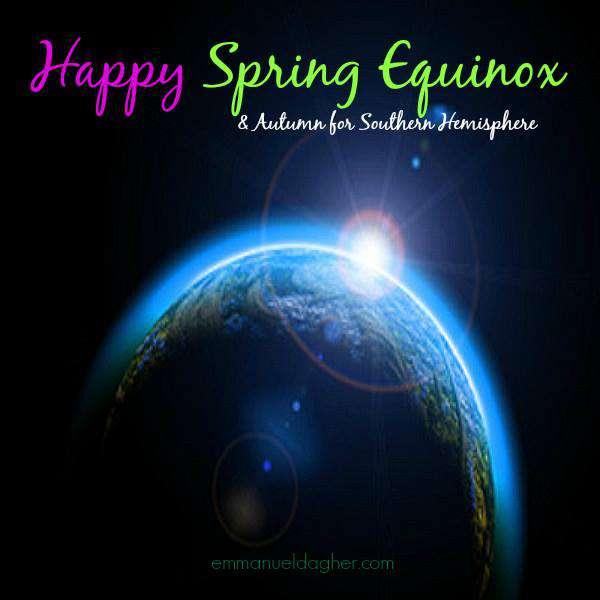Spring Equinox Wishes Pics
