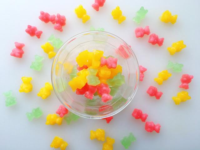 Gummy - Zero Calorie BCAA Gummy Bears Recipe + What are BCAA?