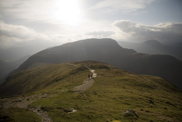 Maiden Moor nel Lake District