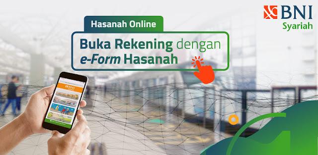 Cara Buka Rekening BNI Syariah Online Dengan Mudah Tanpa Harus Ke Bank