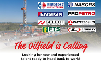 All Upcoming Oilfield Hiring Events this Month: Hiring On The Spot, Hundreds of Positions Available. Perdiem & Housing Jobs.