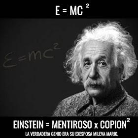 Mileva Maric la verdadera autora de la Teoria de la relatividad, ¿Albert Einstein era un Farsante?