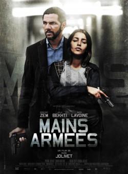 Capa do Filme Mãos Armadas