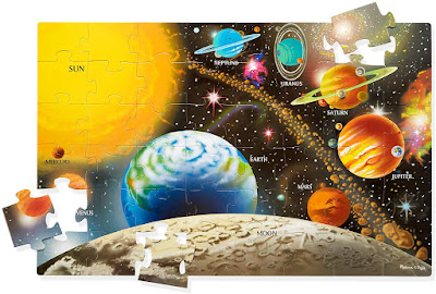 Melissa and Doug Floor Solar System Puzzle