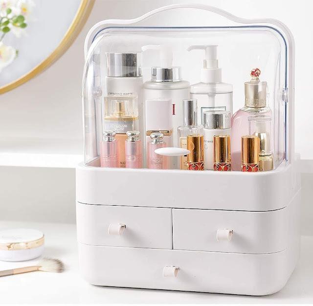 organizer cosmetici
