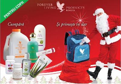 Promotii Forever Dec. 2012 - Copii