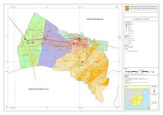 Peta Banjarbaru