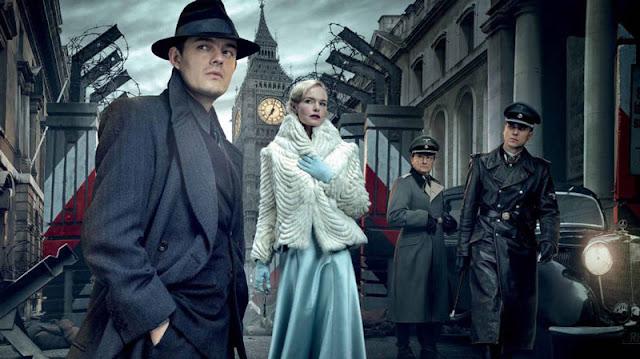 Reseña de la serie británica SS-GB, donde Londres aparece ocupada por los nazis